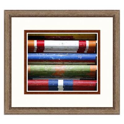 Jumpers I Framed Photographic Print IP13604