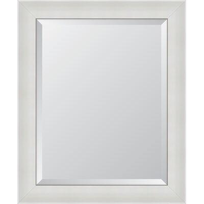 High Gloss Resin Frame Wall Mirror MIR3452228