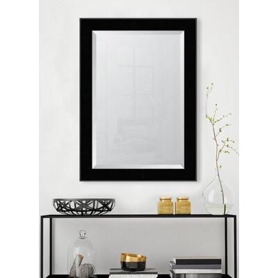 High Gloss Resin Frame Wall Mirror MIR3422436