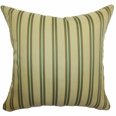 Harriet Stripes Bedding Sham Size: Euro