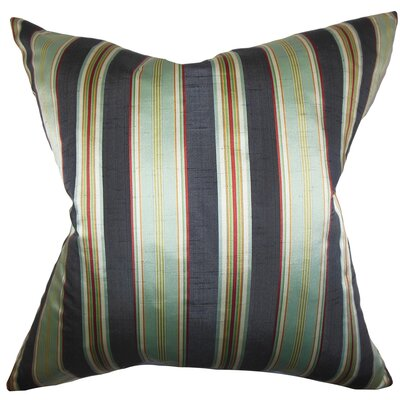 Pencewood Stripes Bedding Sham Size: Euro