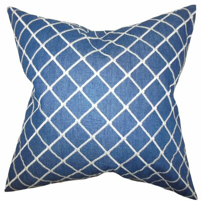 Afia Geometric Throw Pillow Size: 20 x 20