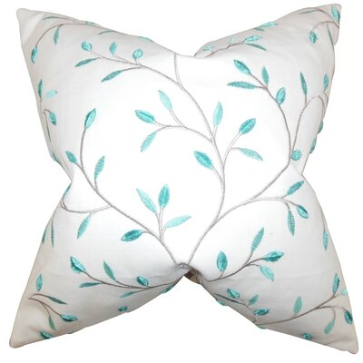 Ferelith Floral Throw Pillow Size: 18x18