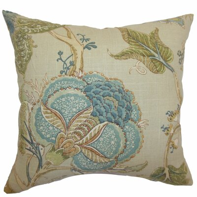 Ymanya Floral Bedding Sham Size: Euro