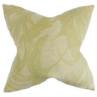 Etain Foliage Bedding Sham Size: Queen