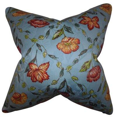 Favre Floral Bedding Sham Size: Euro