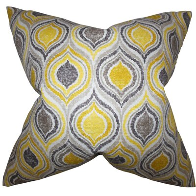 Xylon Geometric Throw Pillow