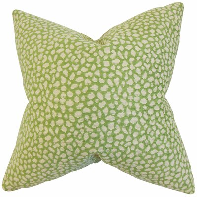 Manzu Geometric Throw Pillow Size: 18 x 18