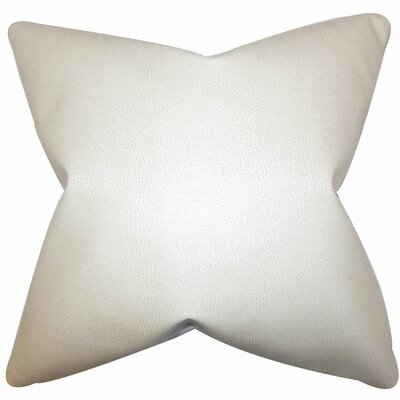 Kennett Solid Bedding Sham Size: Queen