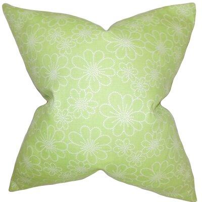 Hagar Floral Bedding Sham Size: Standard