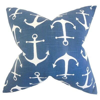 Avast Pillow in Premier Navy