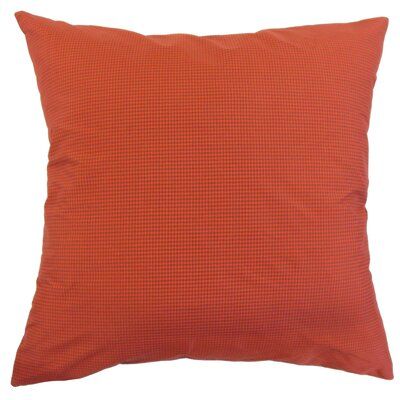 Minga Silk Throw Pillow