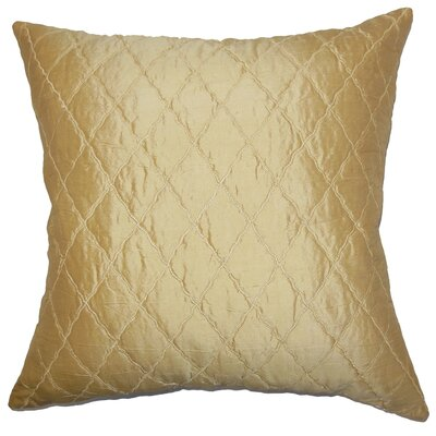 Soduq Silk Throw Pillow