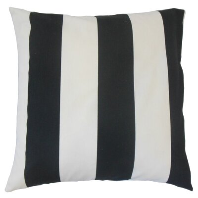 Roosje Cotton Throw Pillow Size: 18 x 18