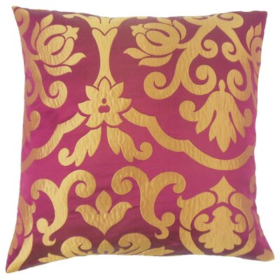 Sahalie Damask Bedding Sham Size: Queen
