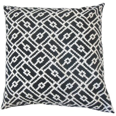 Sileny Geometric Bedding Sham Size: King
