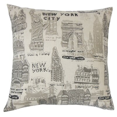 Yapany Graphic Bedding Sham Size: Queen