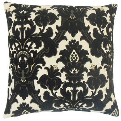 Beonica Damask Bedding Sham Size: Queen