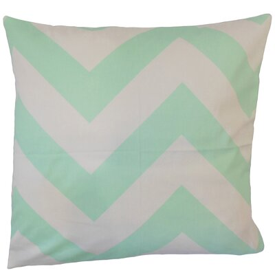 Ocheckka Chevron Bedding Sham Size: Queen