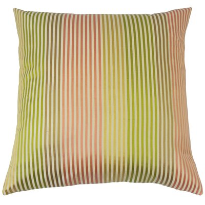 Taregan Stripes Bedding Sham Size: Standard