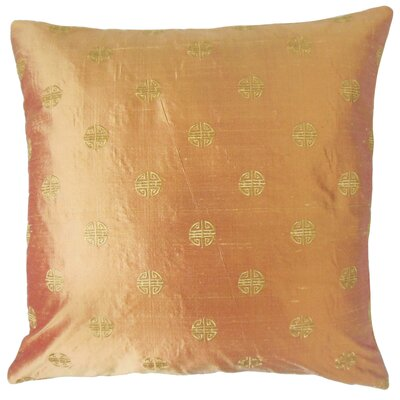 Pasquale Geometric Cotton Throw Pillow Size: 20 x 20