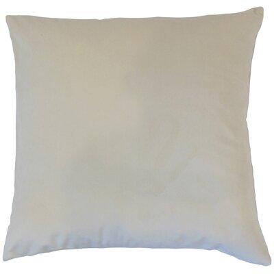 Nizal Solid Bedding Sham Size: Queen