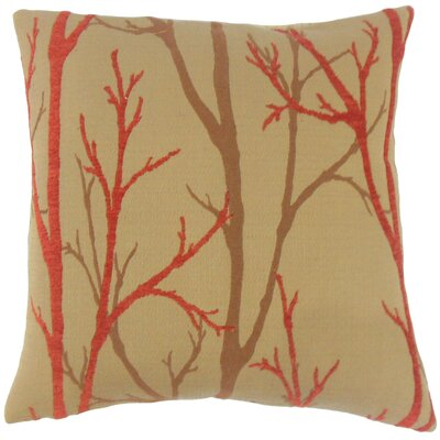 Ryne Foliage Bedding Sham Size: King