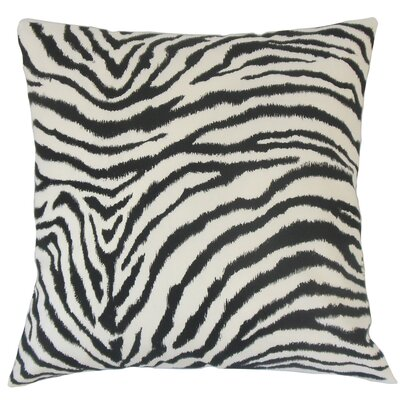 Wassameh Animal Print Bedding Sham Size: Euro