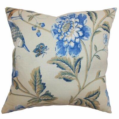 Regina Floral Bedding Sham Size: Euro