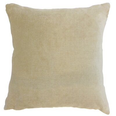 Daire Solid Throw Pillow