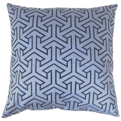 Xidorn Geometric Cotton Throw Pillow Size: 18 x 18