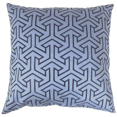 Xidorn Geometric Cotton Throw Pillow Size: 18 x 18