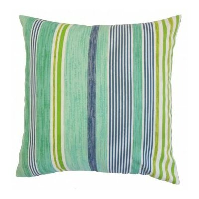 Baird Outdoor Throw Pillow Size: 18 x 18