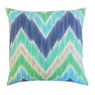 Daemyn Outdoor Throw Pillow Size: 18 x 18
