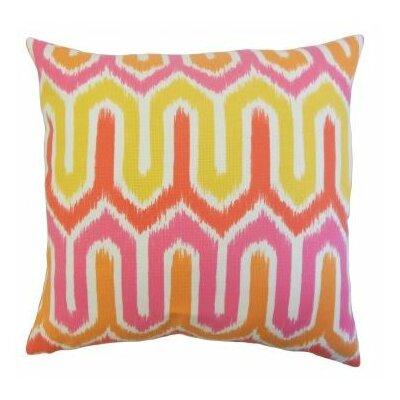 Safara Outdoor Throw Pillow Size: 24 x 24