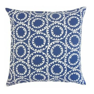 Gaerwn Geometric Outdoor Throw Pillow Size: 18