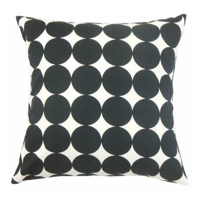 Zooey Cotton Throw Pillow Size: 24