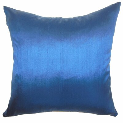 Ingrid Silk Throw Pillow