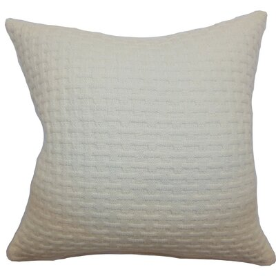 Devin Cotton Throw Pillow