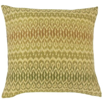 Delray Ikat Throw Pillow Cover