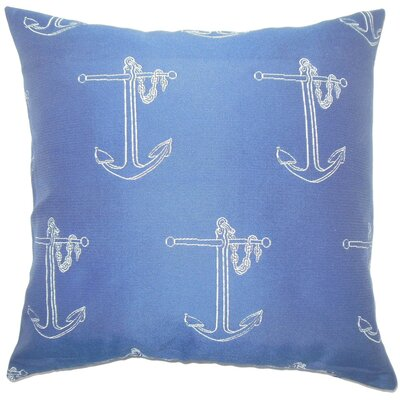 Wies Graphic Throw Pillow Cover Size: 18 x 18