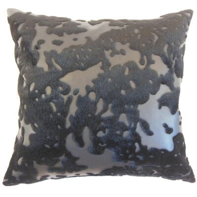Faux Hide Throw Pillow Size: 24 x 24