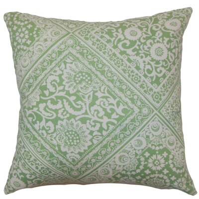 Kayea Floral Cotton Throw Pillow Cover Size: 20 x 20