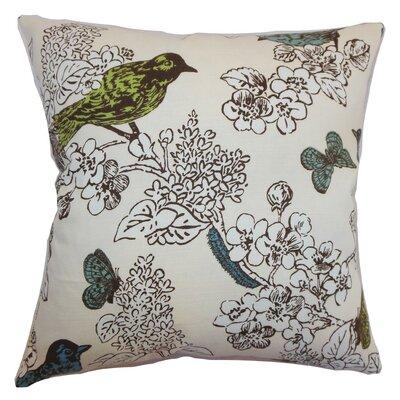 Ouvea Birds Throw Pillow Cover