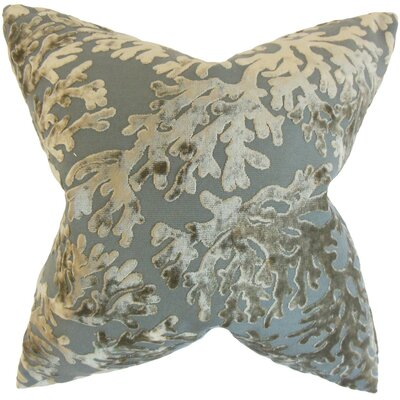 Aaru Coastal Throw Pillow Size: 18 x 18