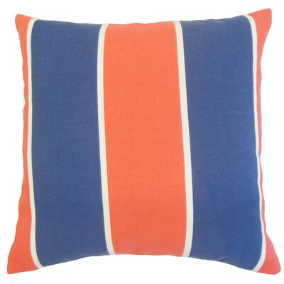 Hagan Geometric Outdoor Throw Pillow Size: 18 x 18