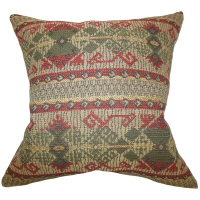 Egle Geometric Pillow Size: 22 x 22