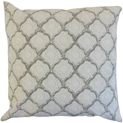 Chaney Geometric Linen Throw Pillow Cover