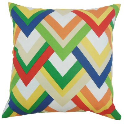 Kaethe Outdoor Throw Pillow Size: 22 x 22