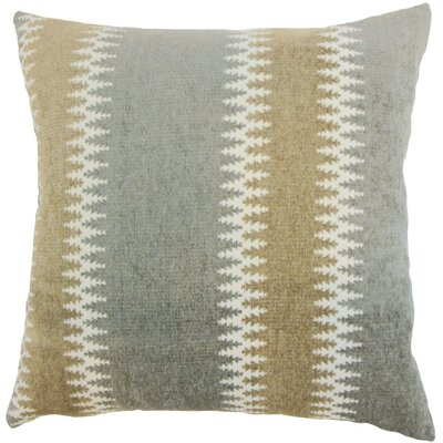 Eben Stripes Cotton Throw Pillow Cover